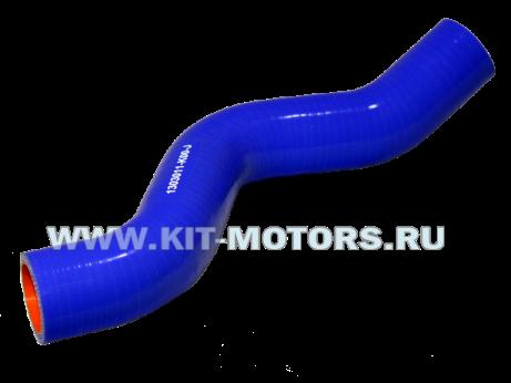 1303011-K00-J, патрубок радиатора верхний Hover силикон