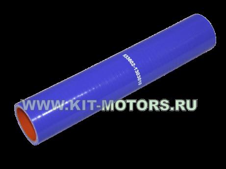 Силиконовый патрубок радиатора верхний 533602-1303010 на МАЗ