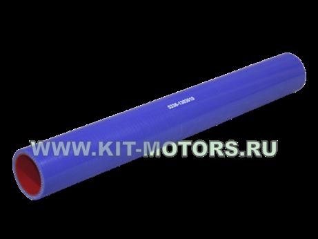 Силиконовый патрубок радиатора верхний 5336-1303010 на МАЗ