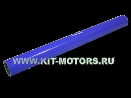 Силиконовый патрубок радиатора верхний 4320Я4-1303057 на УРАЛ с двигателем ЯМЗ-236НЕ2