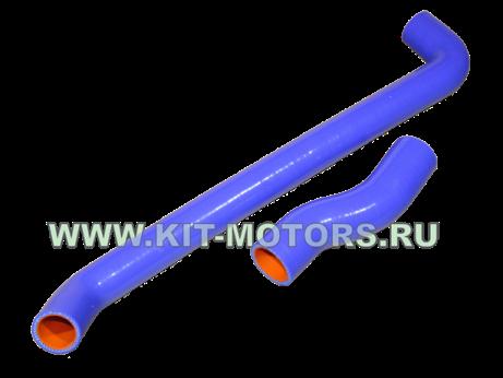 Силиконовый патрубки радиатора 21214-1303000 на ВАЗ-21214 (Нива)