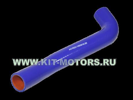Силиконовый патрубок радиатора верхний a21r23-1303010-20 на ГАЗель Next с двигателем УМЗ-А274