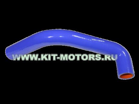 Силиконовый патрубок радиатора верхний 31631-1303010 на УАЗ Патриот