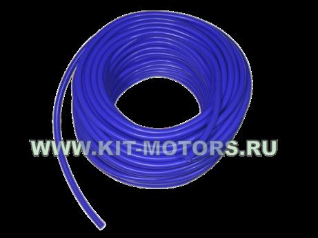 Шланг вакуумный силиконовый диаметр 3 мм, силиконовый вакуумный шланг d3