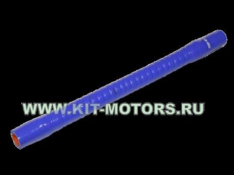 Гофра силиконовая 18-400 / патрубок гофрированный силиконовый