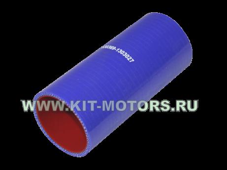 630369-1303027, силиконовый патрубок радиатора маз