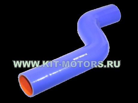 WG9719530116, патрубок радиатора HOWO