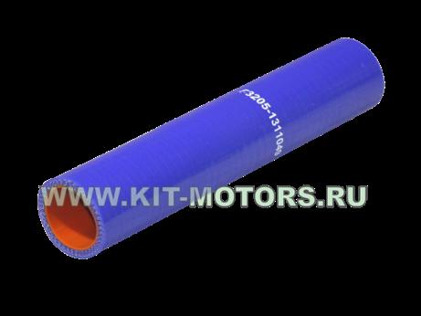 53205-1311049, патрубок расширительного бачка камаз силиконовый