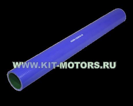 4320Я-1303010-10, патрубок радиатора урал